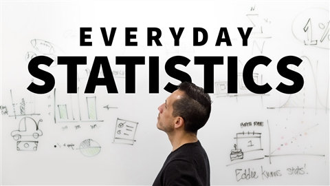 Every Day Statistics with Eddie Davila Thumbnail