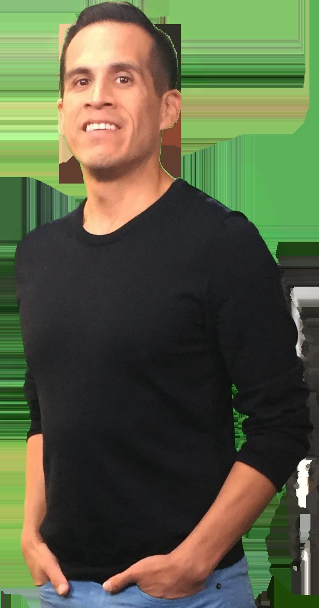 Eddie Davila Portrait